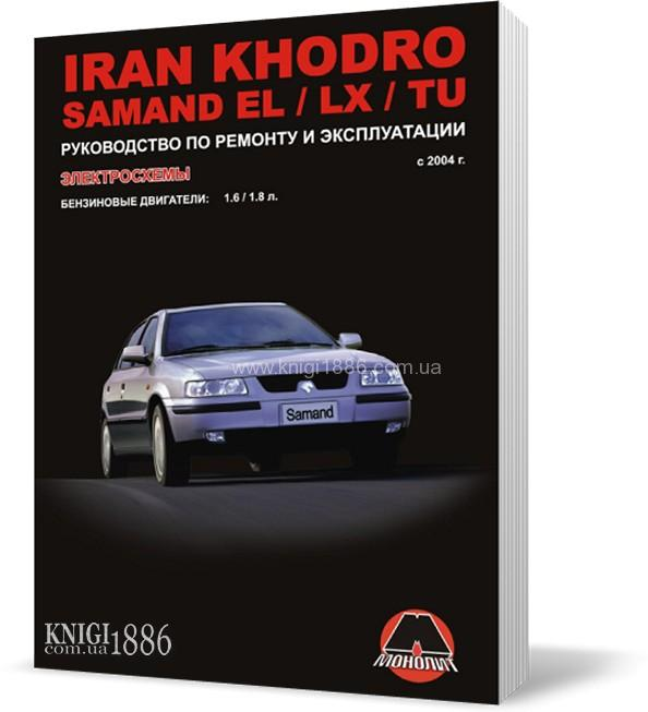 Iran khodro samand ремонт