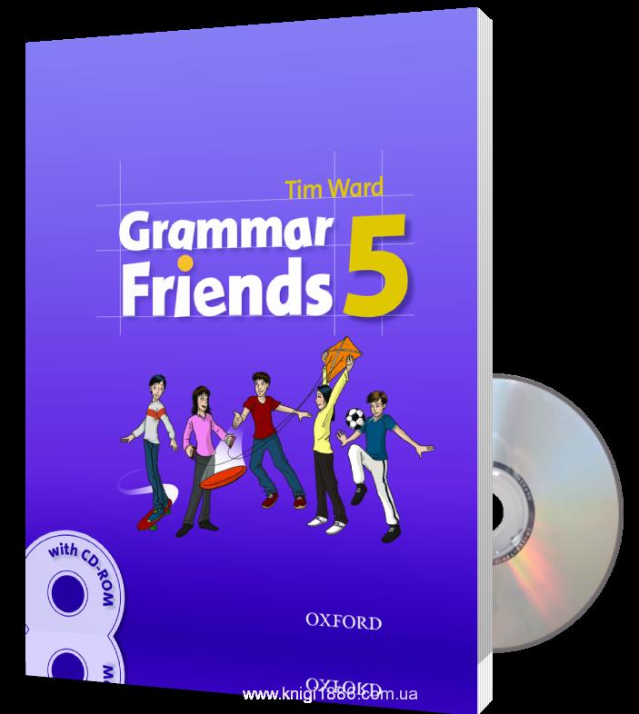 гдз по английскому grammar friends