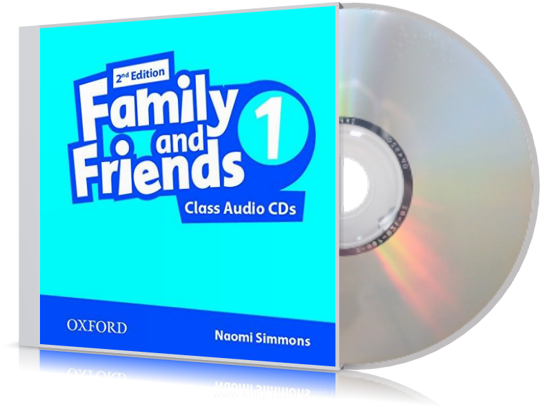 family and friends 1 audio class cds