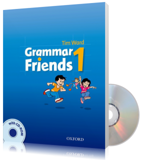 Учебник с диском Grammar Friends 1, Tim Ward | Oxford