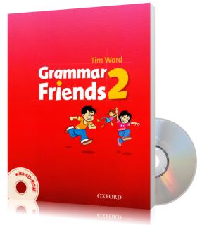 Учебник с диском Grammar Friends 2, Tim Ward | Oxford