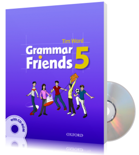 Учебник с диском Grammar Friends 5, Tim Ward | Oxford