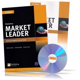 Market Leader Elementary, CourseBook + Practice File + CD / Учебник + Тетрадь английского языка