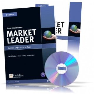Market Leader Upper-Intermediate, CourseBook + Practice File + CD / Учебник + Тетрадь английского языка