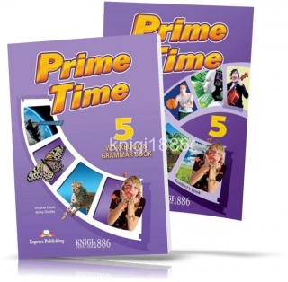 Prime Time 5, Student's book + Workbook / Учебник + Тетрадь английского языка