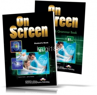 On Screen B1+, Student's+Workbook / Учебник+Тетрадь английского языка