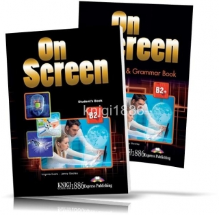 On Screen B2+, Student's+Workbook / Учебник+Тетрадь английского языка
