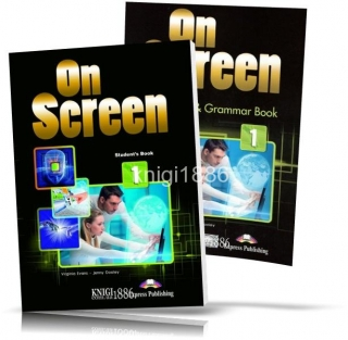 On Screen 1, Student's+Workbook / Учебник+Тетрадь английского языка