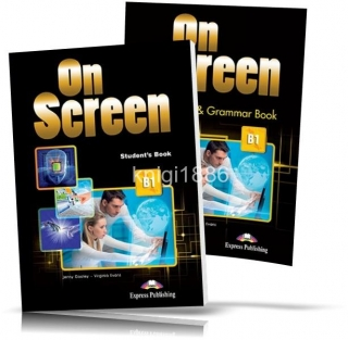 On Screen B1, Student's+Workbook / Учебник+Тетрадь английского языка
