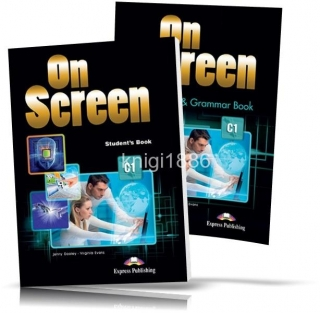 On Screen C1, Student's+Workbook / Учебник+Тетрадь английского языка