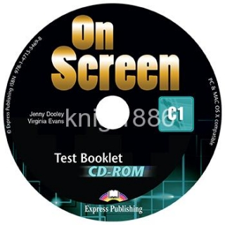 On Screen C1, CD MP3 / Диск английского языка