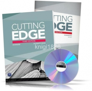 Cutting Edge Advanced, Student's+Workbook+DVD / Учебник+Тетрадь английского языка