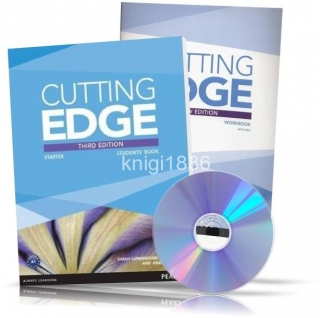 Cutting Edge Starter, Student's+Workbook+DVD / Учебник+Тетрадь английского языка