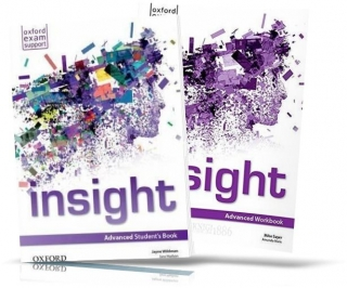 Insight Advanced, Student's+Workbook / Учебник+Тетрадь английского языка