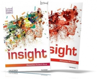 Insight Elementary, Student's+Workbook / Учебник+Тетрадь английского языка