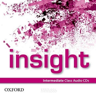 Аудио-диски insight Intermediate, Jayne Wildman | Oxford