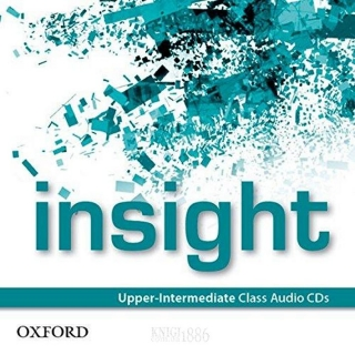 Аудио-диски insight Upper-Intermediate, Jayne Wildman | Oxford
