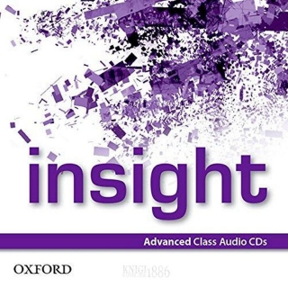 Аудио-диски insight Advanced, Jayne Wildman | Oxford