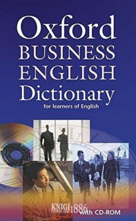 Словарь с диском Oxford Business English Dictionary for learners, Dilys Parkinson | OXFORD