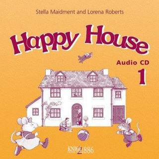 Аудио-диск Happy House 1, Stella Maidment | Oxford