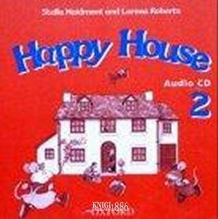 Аудио-диск Happy House 2, Stella Maidment | Oxford