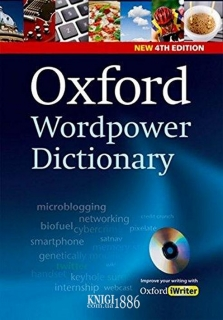 Словарь с диском Oxford Wordpower Dictionary, 4th Edition,  | OXFORD
