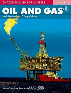 Учебник Oxford English for Careers: Oil and Gas 1, Lewis Lansford | OXFORD