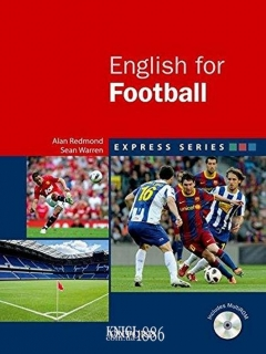 Учебник с диском Express Series English for Football, Alan Redmond | OXFORD