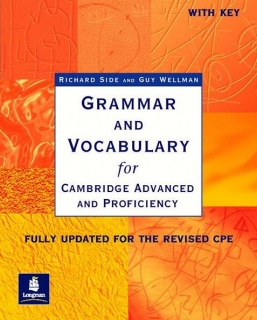Grammar and Vocabulary for CAE & CPE+key