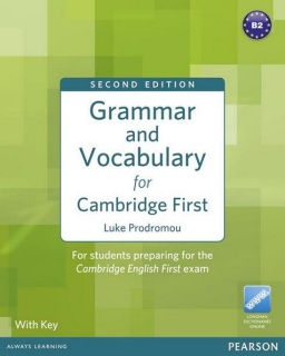Grammar and Vocabulary for FCE+key NEW