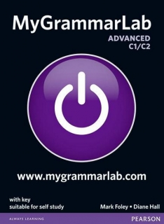 MyGrammarLab Advanced, Book + Key / Учебник по грамматике английского языка