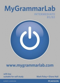 MyGrammarLab Intermediate, Book + Key / Учебник по грамматике английского языка
