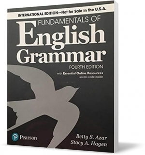 Fundamentals of English Grammar Student Book with EOR (4e) / Учебник английского языка