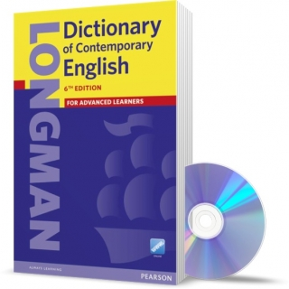 Longman Dictionary Contemporary English 6th ed paper + Online Access / Словарь английского языка