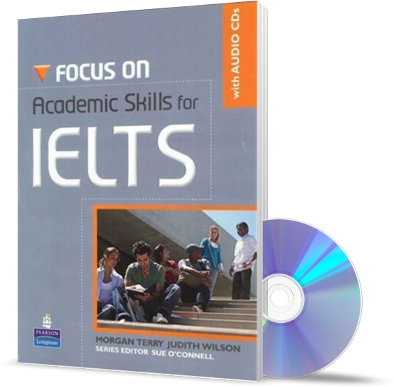 Focus on IELTS Academic Skills + CD NE