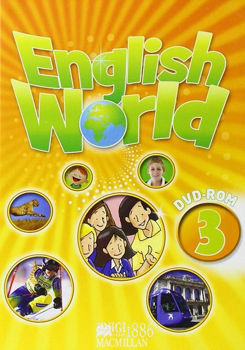 Видео «English World», уровень 3, Mary Bowen and Liz Hocking | Macmillan