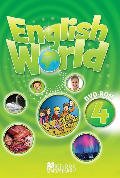 Видео «English World», уровень 4, Mary Bowen and Liz Hocking | Macmillan