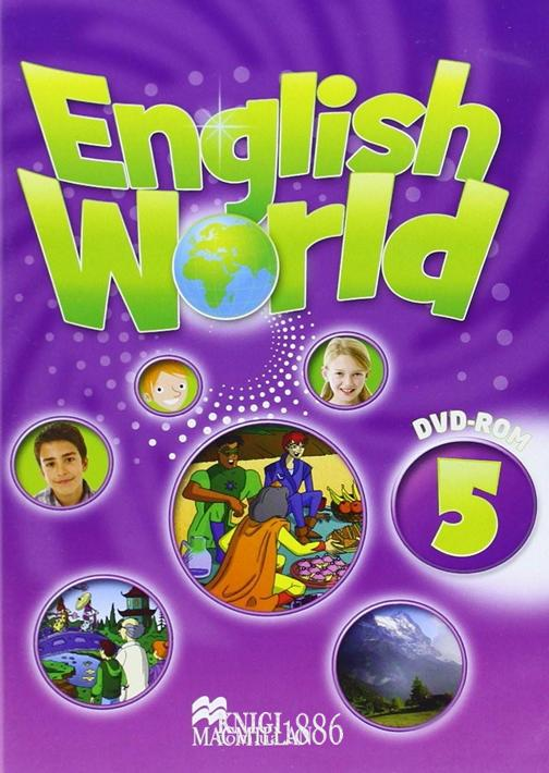 Видео «English World», уровень 5, Mary Bowen and Liz Hocking | Macmillan