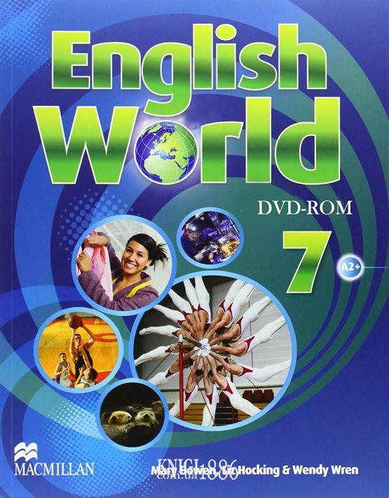 Видео «English World», уровень 7, Mary Bowen, Liz Hocking, Wendy Wren | Macmillan