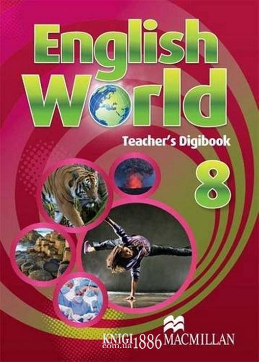 Видео «English World», уровень 8, Mary Bowen, Liz Hocking, Wendy Wren | Macmillan