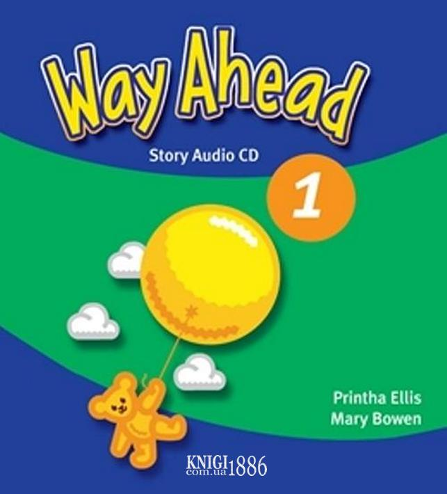 Аудио-диск «Way Ahead», уровень 1, Printha Ellis and Mary Bowen | Macmillan