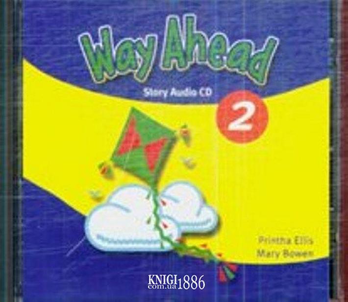 Аудио-диск «Way Ahead», уровень 2, Printha Ellis and Mary Bowen | Macmillan