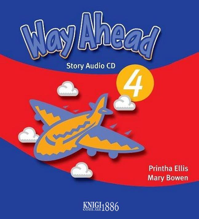 Аудио-диск «Way Ahead», уровень 4, Printha Ellis and Mary Bowen | Macmillan