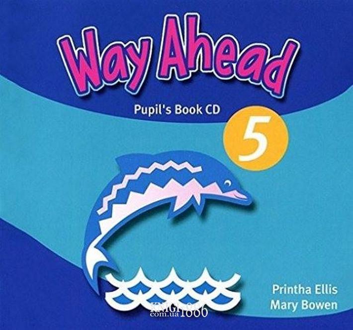 Аудио-диск «Way Ahead», уровень 5, Printha Ellis and Mary Bowen | Macmillan