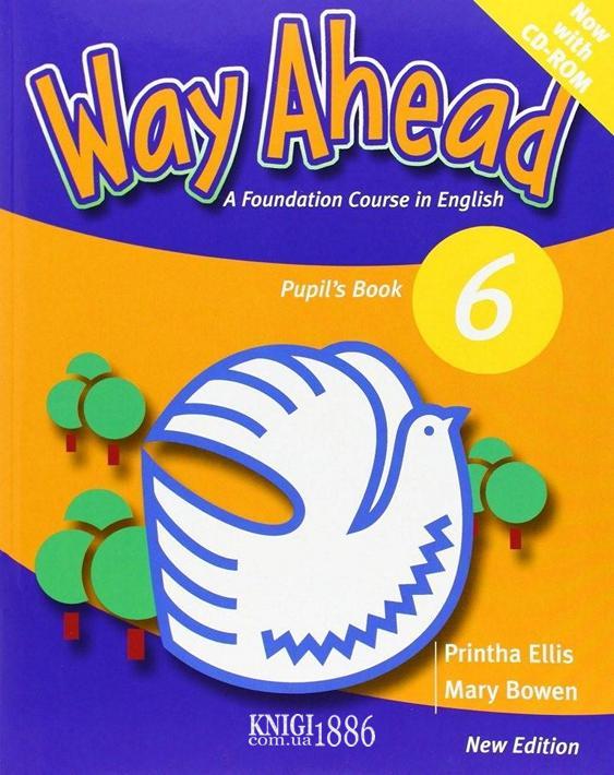 Учебник «Way Ahead», уровень 6, Mary Bowen,Printha Ellis | Macmillan