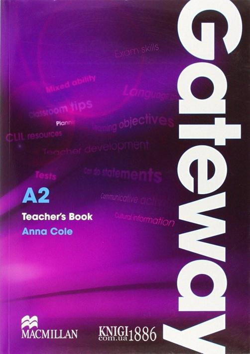 Книга для учителя «Gateway», уровень (A2) Pre-Intermediate, Dave Spencer   Macmillan