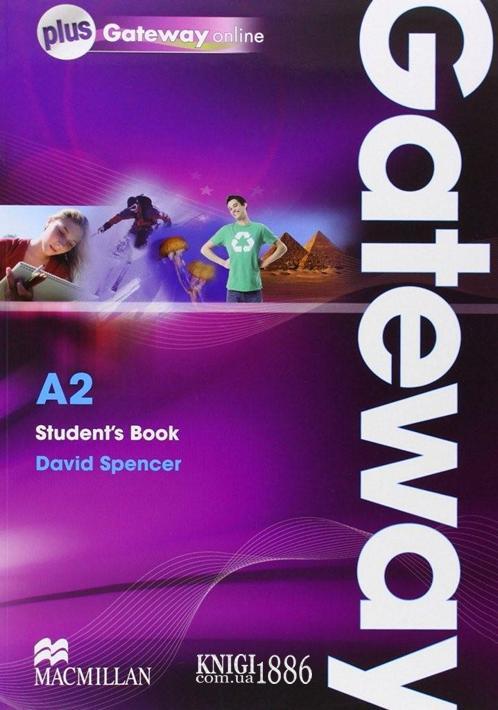 Учебник с онлайн поддержкой «Gateway», уровень (A2) Pre-Intermediate, Dave Spencer   Macmillan