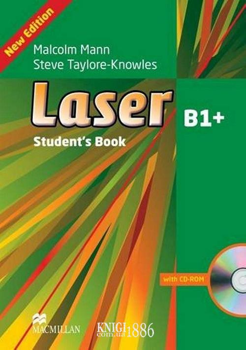 Учебник «Laser» третье издание, уровень (B1+) Intermediate, Steve Taylore-Knowles | Macmillan