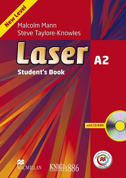 Учебник с онлайн поддержкой «Laser» третье издание, уровень (A2) Pre-Intermediate, Malcolm Mann and Steve Taylore-Knowles   Macmillan