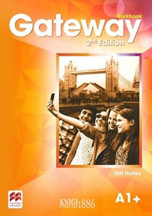 Рабочая тетрадь «Gateway» второе издание, уровень (A1+) Beginner-Elementary, Dave Spencer | Macmillan